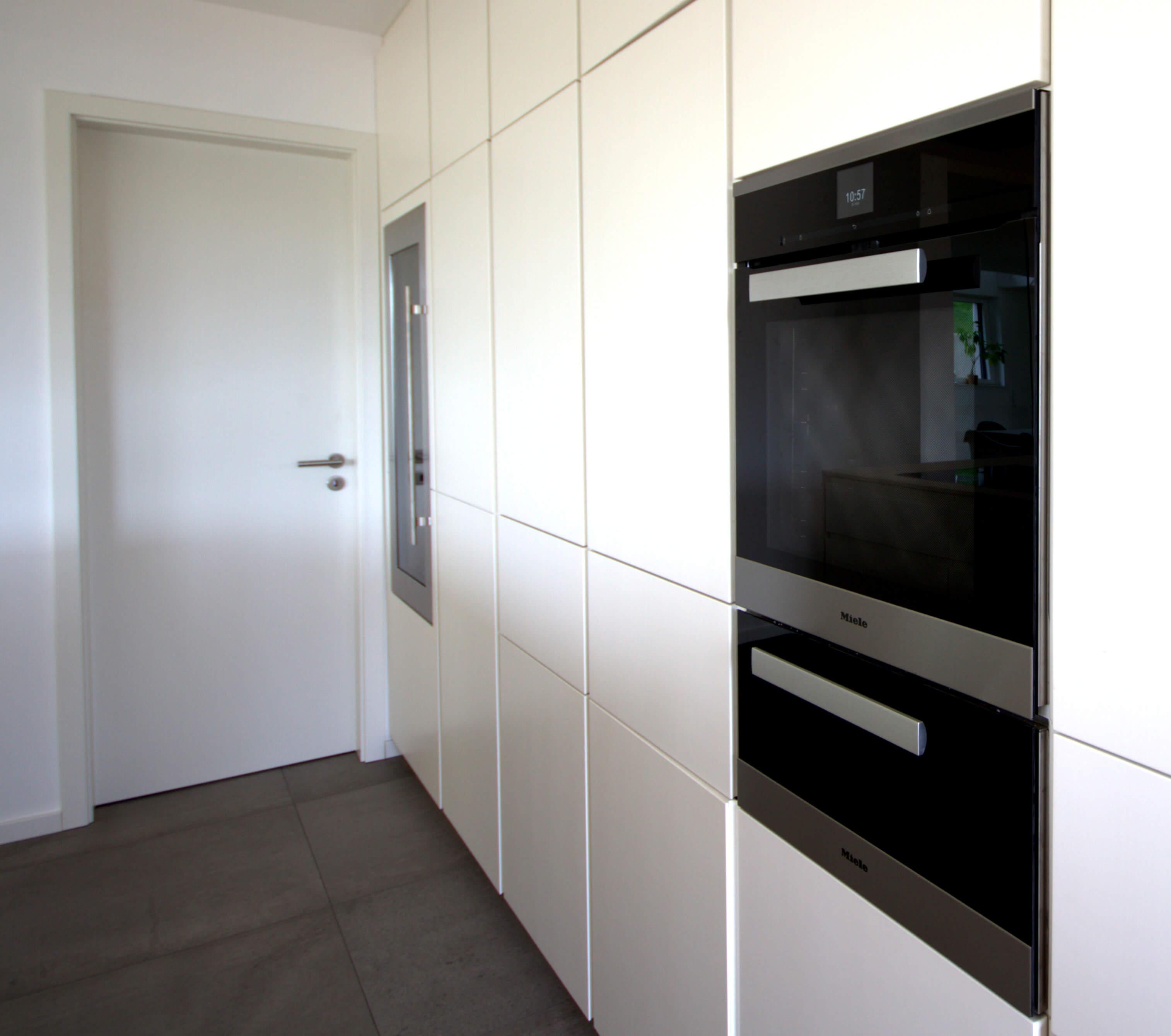 1. Küche als offizieller Mielepartner | GERBER Ingenieure GmbH