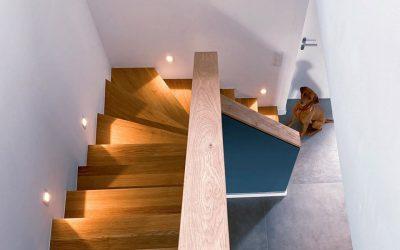 Treppenhaus Haus