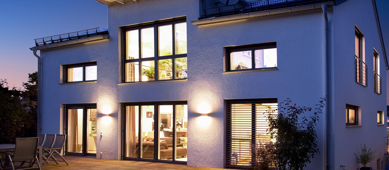 Aluminiumfenster von Kneer-Südfenster