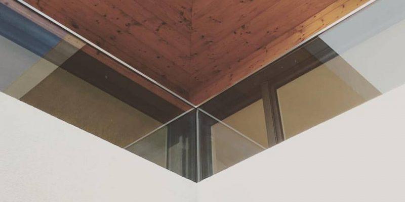 Balkon Aus Glas Holz Und Beton Gerber Ingenieure Gmbh