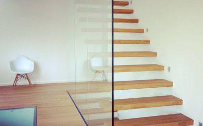 Treppe von GERBER Ingenieure auf Instagram