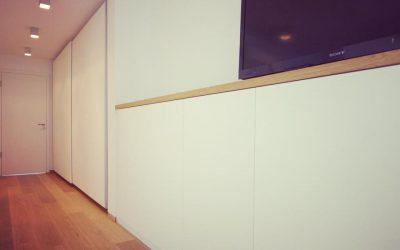 Ankleide- / Schlafzimmer