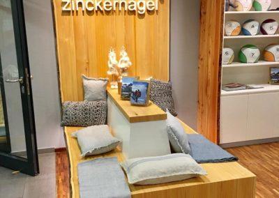 Lounge Trainingsstudio zinckernagel