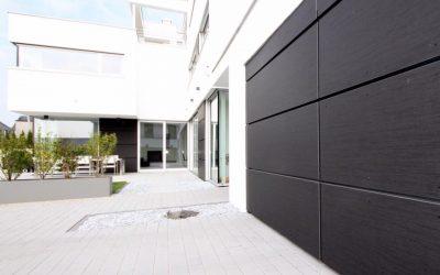 Fassaden- und Garagentorverkleidung