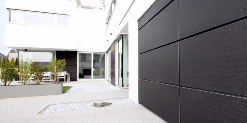 fassaden und garagentorverkleidung gerber ingenieure gmbh. Black Bedroom Furniture Sets. Home Design Ideas