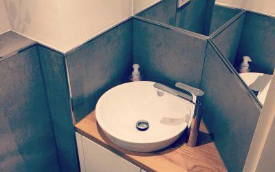 Badezimmer für kleine Räume
