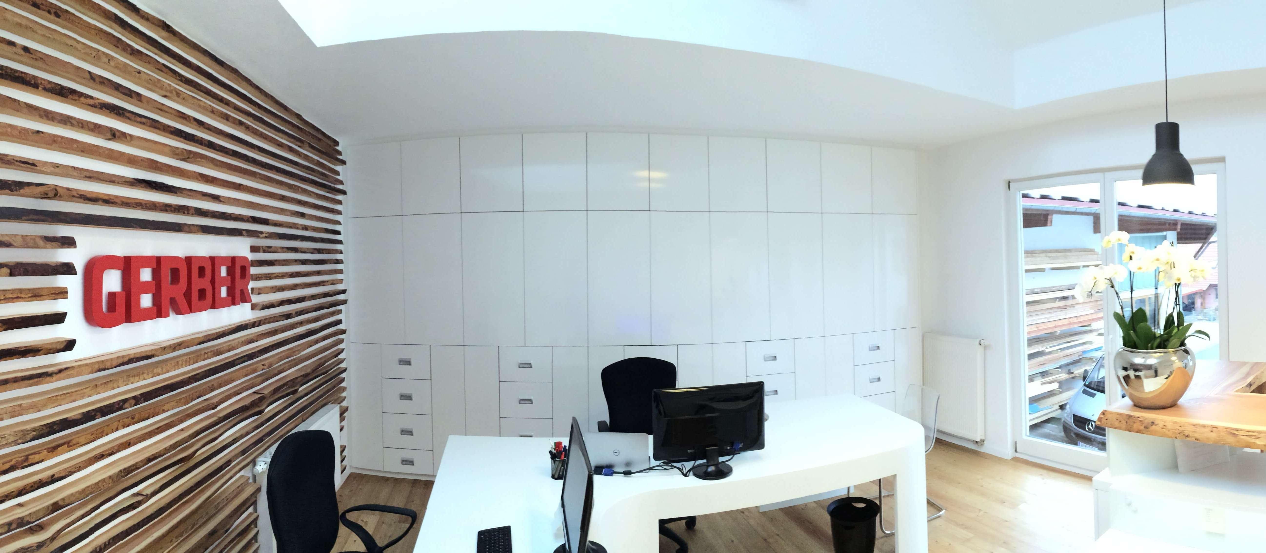 Büro von GERBER Ingenieure