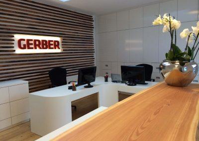Büroräume GERBER Ingenieure