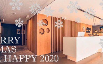MERRY X-MAS & A HAPPY 2020